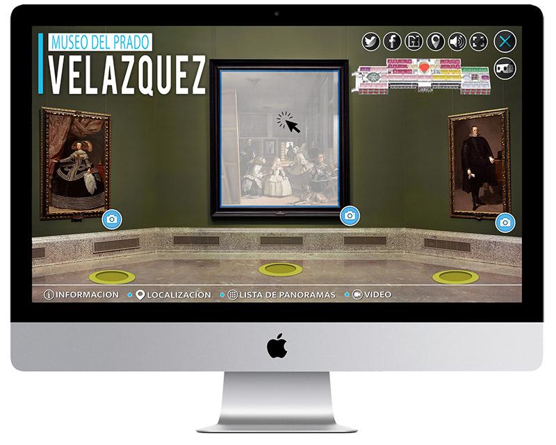 Visita Virtual Museo del Prado