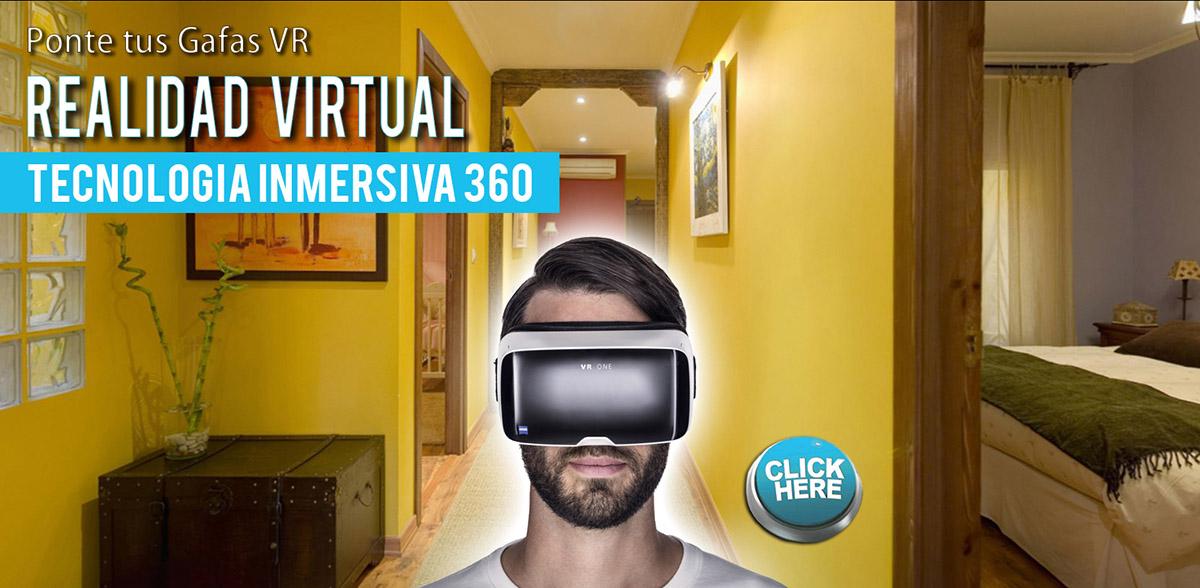 visita virtual 360 vr hd