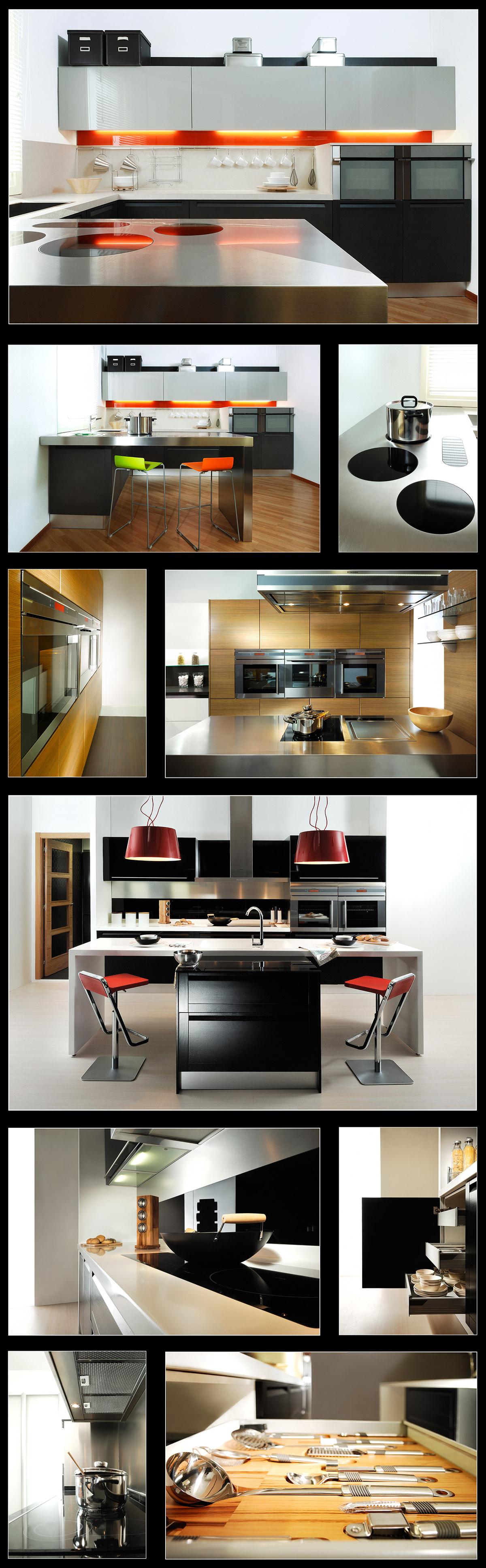 fotografia de catalogo y sesion de fotos de cocina